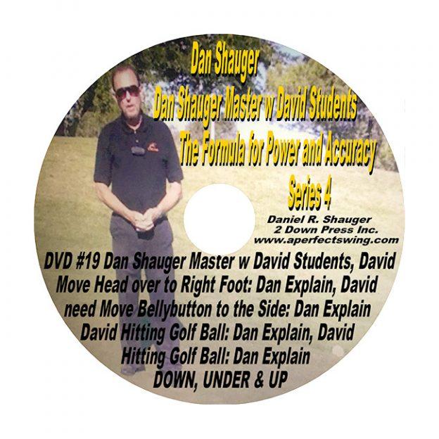 Dan Shauger Golf Series